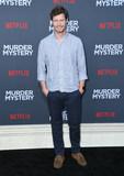 Anders Holm Photo - 10 June 2019 - Westwood California - Anders Holm Netflixs Murder Mystery Los Angeles Premiere held at Regency Village Theater Photo Credit Birdie ThompsonAdMedia