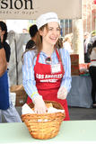 Brittany Curran Photo - 19 April 2019 - Los Angeles California - Brittany Curran The Los Angeles Mission Hosts Easter For The Homeless held at the LA Mission Photo Credit Birdie ThompsonAdMedia