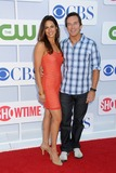 Ann Russell Photo - 29 July 2012 - Beverly Hills California - Lisa Ann Russell Jeff Probst CBS CW Showtime 2012 Summer TCA Party held at The Beverly Hilton Hotel Photo Credit Byron PurvisAdMedia