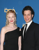 Angela Christian Photo - 04 February 2016 -  Beverly Hills California - Thomas Kail Angela Christian 69th Annual Directors Guild Of America Awards held at The Beverly Hilton Hotel Photo Credit Faye SadouAdMedia