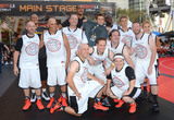 Team ESPNLA Photo - 07 August 2015 - Los Angeles California - Team ESPNLA The 7th Annual Nike Basketball 3on3 Tournament presents ESPNLA All-Star Celebrity Basketball Game held at LA Live Microsoft Square Photo Credit Birdie ThompsonAdMedia