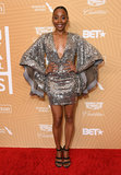 ASH Photo - 23 February 2020 - Beverly Hills California - Erica Ash American Black Film Festival Honors Awards Ceremony held at the Beverly Hilton Hotel Photo Credit Birdie ThompsonAdMedia