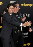 Andrew Dice Clay Photo - 1 June 2015 - Westwood California - Adrian Grenier Andrew Dice Clay Entourage Los Angeles Premiere held at the Regency Village Theatre Photo Credit Byron PurvisAdMedia