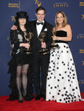 Amy Sherman-Palladino Photo - 08 September 2018 - Los Angeles California - Amy Sherman-Palladino Daniel Palladino Robin Urdang 2018 Creative Arts Emmys Awards held at Microsoft Theater Photo Credit F SadouAdMedia