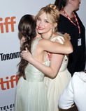Alix Angelis Photo - 08 September 2016 - Toronto Ontario Canada - Alix Angelis Haley Bennett The Magnificent Seven Premiere during the 2016 Toronto International Film Festival held at Roy Thomson Hall Photo Credit Brent PerniacAdMedia