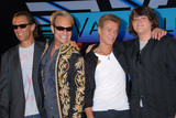 Alex Van Halen Photo - 06 October 2020 - Eddie Van Halen legendary Hall of Fame Guitarist and co-founder of Van Halen -- has died after a long battle with throat cancer at the age of 65 File Photo 13 August 2007 - Beverly Hills California - Alex Van Halen David Lee Roth Eddie Van Halen and son Wolfgang Van Halen Van Halen and David Lee Roth Announce North American Tour at the Four Seasons Hotel Photo Credit Byron PurvisAdMedia