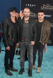 Andrew Lawrence Photo - 18 May 2017 - Hollywood California - Andrew Lawrence Joey Lawrence Matthew Lawrence Disneys Pirates Of The Caribbean Dead Men Tell No Tales Los Angeles Premiere held at the Dolby Theatre Photo Credit AdMedia
