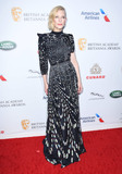 Cate Blanchett Photo - 26 October 2018 - Beverly Hills California - Cate Blanchett 2018 British Academy Britannia Awards held at The Beverly Hilton Hotel Photo Credit Birdie ThompsonAdMedia