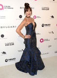 Amanza Smith Photo - 28 February 2016 - West Hollywood California - Amanza Smith 24th Annual Elton John Academy Awards Viewing Party sponsored by Bvlgari MAC Cosmetics Neuro Drinks and Diana Jenkins held at West Hollywood Park Photo Credit Birdie ThompsonAdMedia