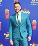 Zachary Levi Photo - 15 June 2019 - Santa Monica California - Zachary Levi 2019 MTC Movie and TV Awards held at Barker Hangar Photo Credit Birdie ThompsonAdMedia