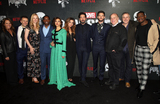Amber Rose Photo - 14 January 2019 - Hollywood California - Allie Goss Giorgia Whigham Jon Bernthal Jason R Moore Ben Barnes Jeph Loeb Steve Lightfoot Amber Rose Revah Royce Johnson Deborah Ann Woll Jim OHanlon Marvels The Punisher Seasons 2 Premiere held at ArcLight Hollywood Photo Credit Faye SadouAdMedia