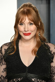 Bryce Dallas Photo - 09 February 2020 - Los Angeles California - Bryce Dallas Howard 2020 Vanity Fair Oscar Party following the 92nd Academy Awards held at the Wallis Annenberg Center for the Performing Arts Photo Credit Birdie ThompsonAdMedia