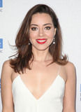 Aubrey Plaza Photo - 24 February 2018 - Beverly Hills California - Aubrey Plaza National Hispanic Media Coalitions 21st Annual Impact Awards Photo Credit F SadouAdMedia