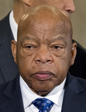 Alabama Photo - United States Representative John Lewis (Democrat of Georgia) prior to appearing on a panel testifying before the United States Senate Judiciary Committee on the nomination of US Senator Jeff Sessions (Republican of Alabama) to be Attorney General of the United States on Capitol Hill in Washington DC on Wednesday January 11 2017  Rep Lewis testified against Sessions Credit Ron Sachs  CNPAdMedia