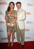 Tanya Callau Photo - 13 December 2016 - Burbank California - Alan Thicke beloved TV dad and real-life father of RB and pop superstar Robin Thicke died Tuesday at age 69 of a heart attack while playing hockey with his 19 year-old son Carter Thicke File Photo 23 July 2011 - Beverly Hills California - Alan Thicke (R) and Girlfriend Tanya Callau 13TH Annual Design Care Benefiting the HollyRod Foundation Held At The Marciano Residence Photo Credit Kevan BrooksAdMedia