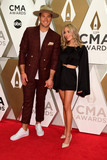 CMA Award Photo - 13 November 2019 - Nashville Tennessee - Colton Underwood Cassie Rudolph 53rd Annual CMA Awards Country Musics Biggest Night held at Music City Center Photo Credit Laura FarrAdMedia