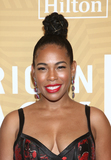 Angela Lewis Photo - 23 February 2020 - Beverly Hills California - Angela Lewis American Black Film Festival Honors Awards Ceremony held at The Beverly Hilton Hotel Photo Credit FSAdMedia