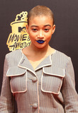 Amandla Stenberg Photo - 07 May 2017 - Los Angeles California - Amandla Stenberg 2017 MTV Movie And TV Awards held at the Shrine Auditorium Photo Credit AdMedia