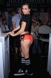 Aidra Fox Photo - 22 January 2015 - Las Vegas NV -  Aidra Fox  Farrah Abraham makes her debut appearance at AVN Adult Entertainment Expo at The Hard Rock Hotel and CasinoPhoto Credit mjtAdMedia