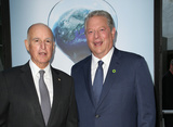 Al Gore Photo - 25 July 2017 - Hollywood California - Jerry Brown Al Gore An Inconvenient Sequel Truth To Power Los Angeles Premiere held at ArcLight Hollywood Photo Credit F SadouAdMedia
