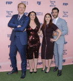Aya Photo - 29 August  2017 - Los Angeles California - Chris Geere Aya Cash Kether Donohue Desmin Borges FXXs Youre the Worst Season Four Premiere held at Museum of Ice Cream in Los Angeles Photo Credit Birdie ThompsonAdMedia