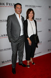 Anne Archer Photo - 26 September 2017 - Beverly Hills California - Anne Archer and son Tommy Davis Mark Felt The Man Who Brought Down The White House Los Angeles Premiere held at the Writers Guild Theatre Photo Credit AdMedia