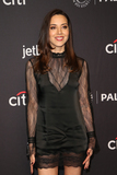 Aubrey Plaza Photo - 21 March 2019 - Hollywood California - Aubrey Plaza The Paley Center For Medias 2019 PaleyFest LA - Parks And Recreation 10th Anniversary Reunion held at The Wolf Theatre at The Dolby Theatre Photo Credit Faye SadouAdMedia