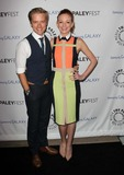 Adam Campbell Photo - 27 February 2013 - Beverly Hills California - Jayma Mays Adam Campbell PaleyFest Icon Award 2013 Held At The Paley Center for Media Photo Credit Kevan BrooksAdMedia