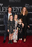 LUKE HEMSWORTH Photo - 30 September 2019 - Hollywood California - Luke Hemsworth Samantha Hemsworth World Premiere Of Disneys Maleficent Mistress Of Evil held at El Capitan theatre Photo Credit FSadouAdMedia