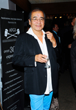 Tomson Highway Photo - 23 October 2014 - Hamilton Ontario Canada  Playwright and novelist Tomson Highway poses at the 10th Annual Dreamcatcher Gala held at the Hamilton Convention Centre by Carmens Photo Credit Brent PerniacAdMedia