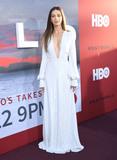 Angela Sarafyn Photo - 16 April 2018 -  Hollywood California - Angela Sarafyn HBOs Westworld Season 2 Premiere held at Cinerama Dome Photo Credit Birdie ThompsonAdMedia