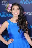 Aulii Cravalho Photo - 14 November 2016 - Hollywood California Aulii Cravalho AFI FEST 2016 Presented By Audi - Premiere Of Disneys Moana held at TCL Chinese Theater Photo Credit Birdie ThompsonAdMedia