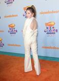 Ella Anderson Photo - 11 March 2017 -  Los Angeles California - Ella Anderson Nickelodeons Kids Choice Awards 2017 held at USC Galen Center Photo Credit Faye SadouAdMedia