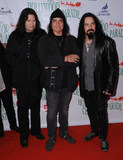 Goldie Photo - 26 November  2017 - Hollywood California - bjorn Englen Vinny Appice Craig Goldy The 86th Annual Hollywood Christmas Parade held at Hollywood Blvd  in Hollywood Photo Credit Birdie ThompsonAdMedia