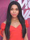 Teala Dunn Photo - 14 March 2019 - Los Angeles California - Teala Dunn 2019 iHeart Radio Music Awards - Arrivals held at Microsoft Theater Photo Credit Birdie ThompsonAdMedia