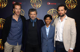 Andy Serkis Photo - 24 April 2018 - Las Vegas Nevada -  Benedict Cumberbatch Andy Serkis Rohan Chand Matthew Rhys  Warner Brothers Studio Presentation at CinemaCon 2018 at Caesars Palace Photo Credit MJTAdMedia