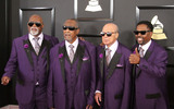 Jimmy Carter Photo - 12 February 2017 - Los Angeles California - Jimmy Carter Ben Moore Eric Ricky McKinnie Paul Beasley The Blind Boyd of Alabama 59th Annual GRAMMY Awards held at the Staples Center Photo Credit AdMedia