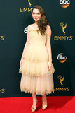 Emily Robinson Photo - 18 September 2016 - Los Angeles California - Emily Robinson 68th Annual Primetime Emmy Awards held at Microsoft Theater Photo Credit AdMedia
