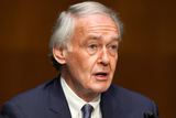 Foreigner Photo - Sen Edward Markey (D-Mass) introduces nominee for Samantha Power nominee to be Administrator of the United States Agency for International Development during her Senate Foreign Relations Committee confirmation hearing on Tuesday March 23 2021Credit Greg Nash  Pool via CNPAdMedia