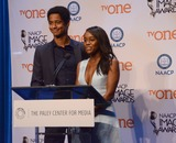 Alfred Enoch Photo - 09 December 2014 - Beverly Hills California - Alfred Enoch Aja Naomi King 46th Annual Image Awards nomination announcement and press conference held at The Paley Center for Media in Beverly Hills Ca Photo Credit Birdie ThompsonAdMedia
