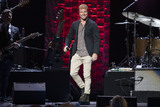 Brian Littrell Photo - 30 April 2019 - Nashville Tennessee - Brian Littrell from the Backstreet Boys performs at 35 Years of Friends Celebrating the Music of Michael W Smith held at Bridgestone Arena Photo Credit Frederick BreedonAdMedia