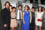 Rob Benedict Photo - 14 July 2011 - Culver City California - Kim Coates Sara Kapner Rob Benedict Jenna Fischer Daniel Yelsky and Lesley Ann Warren A Little Help Los Angeles Premiere held at Sony Pictures Studios Photo Credit Byron PurvisAdMedia