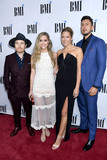 Nelly Photo - 12 November 2019 - Nashville Tennessee - Colbie Caillat Justin Young Jason Reeves and Nelly Joy Gone West 2019 BMI Country Awards held at BMI Music Row Headquarters Photo Credit Laura FarrAdMedia