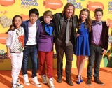 Aidan Miner Photo - 28 March 2015 - Inglewood California - Breanna Yde Lance Lim Aidan Miner Tony Cavalero Jade Petty John Ricardo Hurtado 2015 Kids Choice Awards held at The Forum Photo Credit Byron PurvisAdMedia