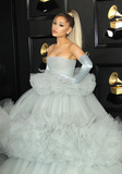 Ariana Grande Photo - 26 January 2020 - Los Angeles California - Ariana Grande 62nd Annual GRAMMY Awards held at Staples Center Photo Credit AdMedia