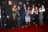 Alex Frost Photo - 21 April 2015 - Hollywood California - Steve Howey Jamie Wonzy Brent A Tarnol Jarret Tarnol Sarah Hyland Bret Harrison Emma Bell Alex Frost Arrivals for the Los Angeles premiere of See You in Valhalla held at ArcLight Theaters Photo Credit Birdie ThompsonAdMedia