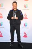 Alejandro Sanz Photo - 16 November 2017 - Las Vegas NV - Alejandro Sanz  2017 Latin Grammy Photo Room at MGM Grand Garden Arena Photo Credit MJTAdMedia