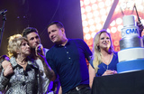 Ty Herndon Photo - 26 September 2018 - Nashville Tennessee - Jeannie Seely Michael Ray Ty Herndon CMAs 60th birthday party celebration held at the Wildhorse Saloon Photo Credit Dara-Michelle FarrAdMedia
