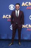 AJ MCLEAN Photo - 15 April 2018 - Las Vegas NV - AJ McLean  2018 ACM Awards Red Carpet arrivals at MGM Grand Garden Arena Photo Credit MJTAdMedia