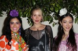 Paloma Rios Photo - 31 January 2013 - Los Angeles California - Paloma Rios Christina Applegate Mizuho Sato Kumpania Flamenco Los Angeles - Los Angeles Premiere  Held At El Cid Restaurant Photo Credit Kevan BrooksAdMedia